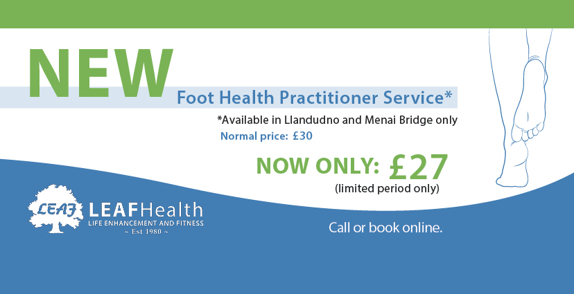Foot Health Special FB banner